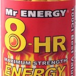 8-Hr Energy, Extreme 8 Hour Fat Burner, 100 Capsules, From Bhelliom Enterprises