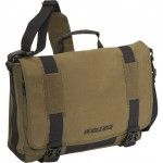 17 3 Inch Eco Friendly Canvas Messenger Bag