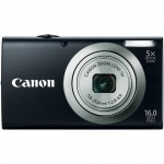 Canon PowerShot A2300 IS 16 MP Digital Camera with 5x Digital Image Stabilized Zoom 28mm Wide Angle Lens with 720p HD Video Recording