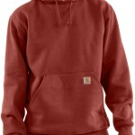 Carhartt Mens Heavyweight Hooded Pullover Sweatshirt