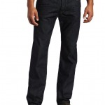 Diesel Mens Viker Regular Slim Straight Leg 0088Z Jean