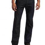 Diesel Mens Viker Regular Slim Straight Leg 0088Z Jean