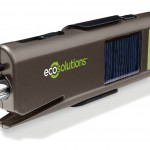 Eco Solutions Auto Escape Tool with Solar Powered Flashlight