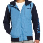 Hurley Mens Dual Zip Fleece