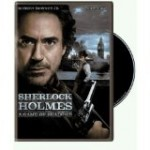 Sherlock Holmes A Game of Shadows Starring Robert Downey Jr Jude Law Noomi Rapace Jared Harris 2012