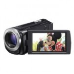 Sony HDR CX260V High Definition Handycam 8 9 MP Camcorder with 30x Optical Zoom and 16 GB Embedded Memory 2012 Model