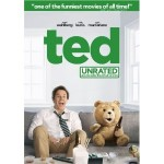Ted Starring Mila Kunis and Mark Wahlberg 2012