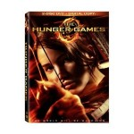 The Hunger Games 2 Disc DVD Ultra Violet Digital Copy Starring Jennifer Lawrence Josh Hutcherson Liam Hemsworth 2012