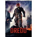 Dredd DVD Digital Copy UltraViolet Starring Karl Urban and Lena Headey 2013