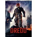 Dredd DVD Digital Copy UltraViolet Starring Karl Urban and Lena Headey 2013