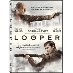 Looper DVD UltraViolet Digital Copy Starring Joseph Gordon Levitt and Bruce Willis 2012