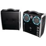 Singing Machine SML 383 Portable CDG Player Karaoke Machine