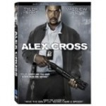 Alex Cross DVD Digital Copy UltraViolet Starring Tyler Perry Matthew Fox Rachel Nichols and Jean Reno 2013