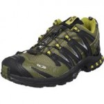 Salomon Mens XA Pro 3D Ultra 2 GTX Trail Running Shoe Olive Black Moss