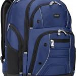 Targus Drifter II Backpack for 17-Inch Laptop, Blue