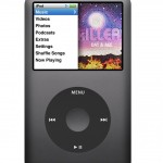 Apple iPod classic 160GB Black 7th Generation MP3 MP4 Player