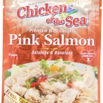 Chicken of the Sea Premium Skinless & Boneless Pink Salmon, 2.5 oz.