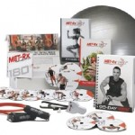 Met-rx 180 Workout Program, 1 Kit