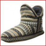 Muk Luks Women's Amira Short Slipper Bootie