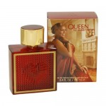 Queen Latifah Queen By Queen Latifah For Women Eau De Parfum Spray, 3.4-Ounce  100 Ml