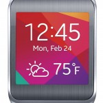 Samsung Gear 2 Smartwatch  Silver Black (US Warranty)