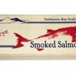 Smoked Sockeye Salmon, 16 Oz. Fillet (Kodiak,Legacy Box)