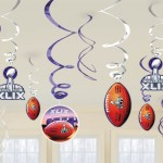 Super Bowl XLIX Party Danglers