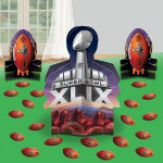 Super Bowl XLIX Party Table Decorating Kit