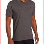 U.S. Polo Assn. Men's Solid Polo Shirt with Small Pony