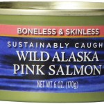Wild Planet Wild Alaskan Pink Salmon, Boneless & Skinless, 6 Ounce Can (Pack of 12)