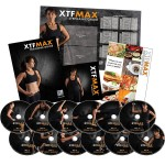 XTFMAX Find Your Shape  Women's Complete Home Fitness  12 DVD Set