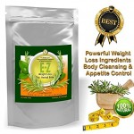asy E-Z Herbal Weight Loss Tea - Powerful Weight Loss Ingredients, Body Cleanse and Appetite Control. Proven Diet Formula. 30-Count Tea Bags