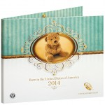 2014 US Mint Birth Set