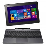 ASUS Transformer Book 10.1 Detachable 2-in-1 Touchscreen Laptop, 32 GB