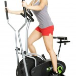 Body Rider Body Rider BRD2000 Elliptical Dual Trainer with Seat