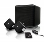 Boston Acoustics Soundware XS Digital Cinema with Bluetooth and Dolby Digital Decoding Optimized 2.1 Virtual Surround