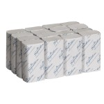 Georgia-Pacific Signature 21000 White 2-Ply Premium Multifold Paper Towel, 9.4in Length x 9.2in Width