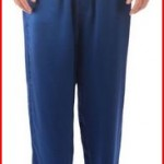 Men's 100 per Silk Lounge & Pajama Pants (Uomo) Luxury Gift- TexereSilk