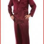 Men's Silk Pajamas