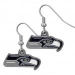 NFL Seattle Seahawks Dangle Earrings
