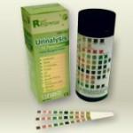 Rapid Response 1 Para (Ketone) Urinalysis Reagent Test Strips, 100 Strips Bottle