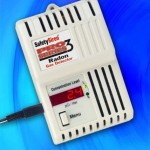 Safety Siren Pro Series3 Radon Gas Detector - HS71512 by Family Safety Products, Inc.