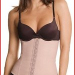 Squeem Perfect Waist Firm Compression Waist Cincher Shapewear, Cotton & Rubber