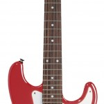 Squier by Fender Mini Strat Electric Guitar - Torino Red