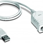 TRENDnet USB to RS-232 DB9 Serial Converter