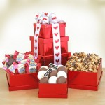 The Heights of Love Deluxe Valentines Day Gift Tower