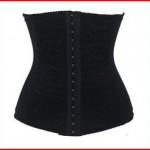 Women Elasticity Lace Waist Training Cincher Underbust Corset Body Shaper