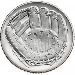 2014 D National Baseball Hall of Fame Uncirculated Half Dollar IN STOCK LIMITED QUANTITIES Half Dollar Uncirculated US Mint