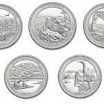 2014 P, D 10 Coin Set National Park Uncirculated