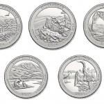 2014 P, D 10 Coin Set National Park Uncirculated